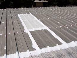 Metal Roof Repair Detroit Michigan Flat Metal Roof Metal Roof Repair Metal Roof Leaks