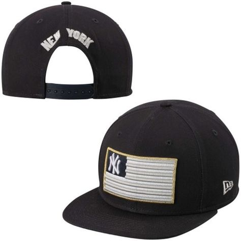 2d288550a5c MLB New York Yankees New Era Flag Pop Original Fit 9FIFTY Adjustable ...