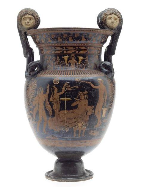 Greek 6 Vase / Pitcher ~Greek Pottery~ Corinthian Hydros