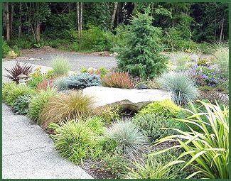 Landscape Design In The Nw About Rebecca Robinson
