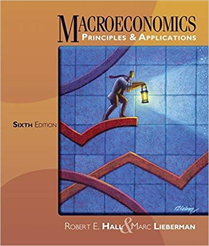 Test bank For Macroeconomics Principles and Applications 6th Edition