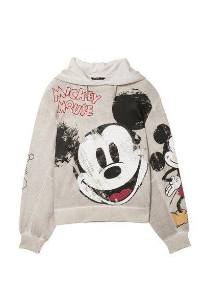 Ropa De Mujer Ropa De Mickey Mouse Sudadera De Disney Sudadera Mickey Mouse