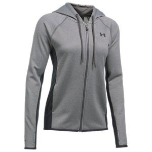 a95a48870 Under Armour Storm Armour Fleece Full-Zip Hoodie for Ladies - Carbon  Heather - XL