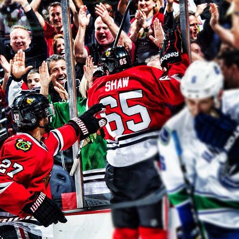 Andrew Shaw - Chicago Blackhawks. Haha Derrick this one is for you bro lol.