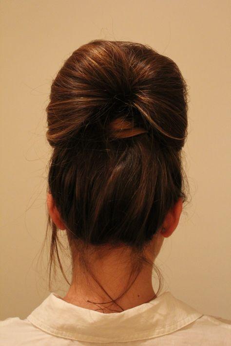 Lurryly Girls Women Hair Styling Ring Style Dispenser Buns Head Tool Black Hair Ring