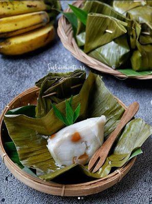 Bongko Pisang Kue Keranjang Di 2020 Resep Masakan Asia Resep Masakan Kue