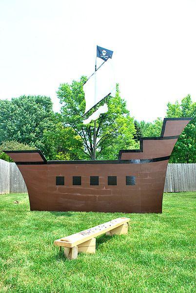 Yo Ho A Pirate Party For Me