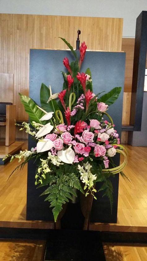500 Flower Arrangement Church Ideas Flower Arrangements Church Flower Arrangements Church Flowers