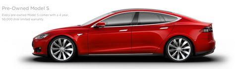 Tesla verkauft Gebrauchte - jetzt auch online. - Blogomotive