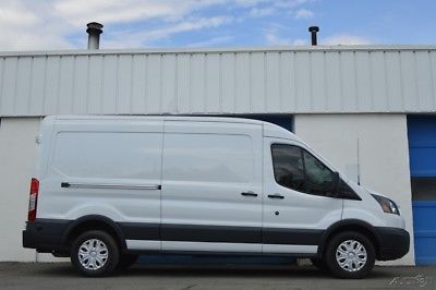 Ebay Ford Transit 250 Repairable Rebuildable Salvage Runs Great Project Builder Fixer Easy Fix 3 5l Carparts Carrepair Ford Transit Cargo Van Ford