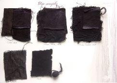 Natural Dye Black Iron Natural Dye Fabric How To Dye Fabric Natural Dyeing Techniques
