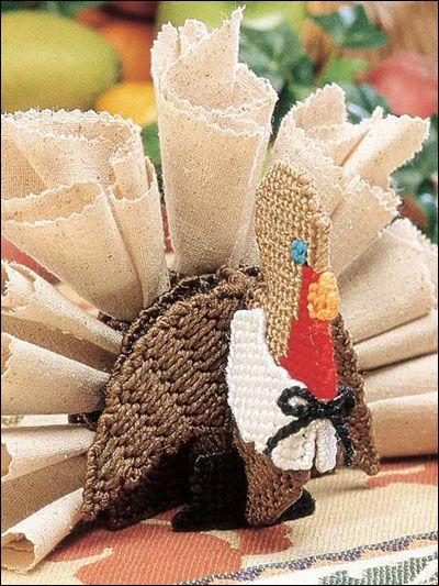 Turkey Napkin Holder