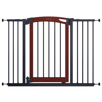 Summer Infant Essex Craft Safety Gate In 2020 Safety Gate Wall Mounted Baby Gate Baby Gates