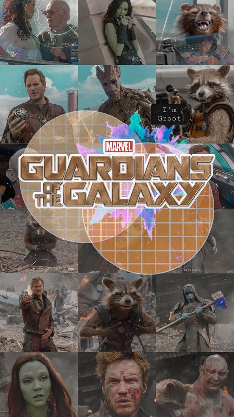 Guardians Of The Galaxy (Vol. 1) | by @kasibele
