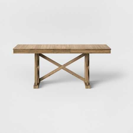 23+ Target wheaton farmhouse table most popular