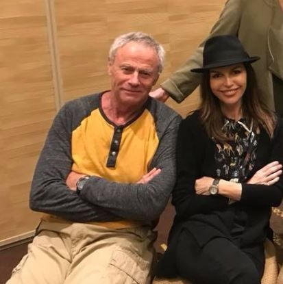 Finola Hughes Tristan Rogers Now And Forever Love Her General Hospital