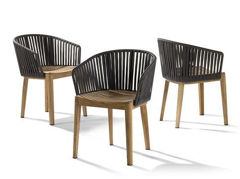 Sedie Per Esterno Plastica.Sedie Da Giardino In Plastica Dal Design Moderno Sedie Da