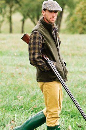 preview of buy online low priced Barbour Dunmoor Fleece Gilet grouse hunt perfection | Barbour ...