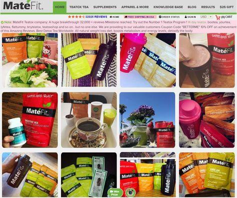 Teatox 14 Days Tea MINI