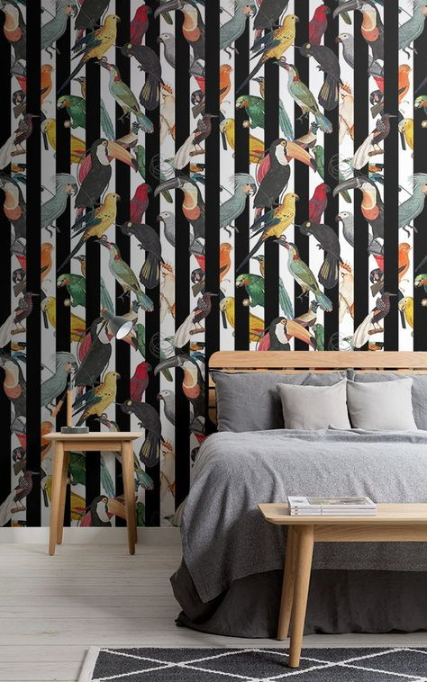 500 Bedroom Wallpaper Ideas In 2020 Wallpaper Bedroom Mural Wallpaper Wallpaper