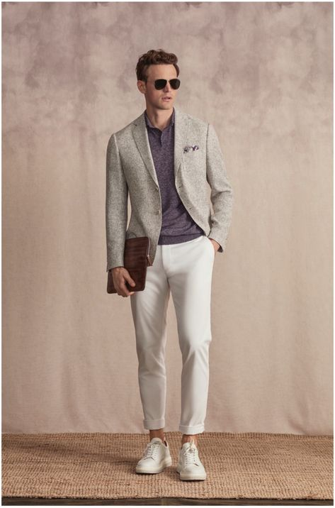 Guy Robinson Inspires in Soft Sartorial Numbers for Lufian
