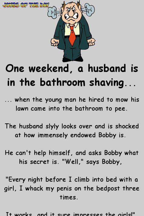 Bobby S Secret Seemed So Easy Until Funny Long Jokes Funny