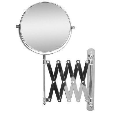 "Elegant Home Fashions 13.8"" H x 23.75"" W Extendable Wall Mount…"