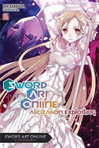Download Pdf Sword Art Online 16 Light Novel Alicization