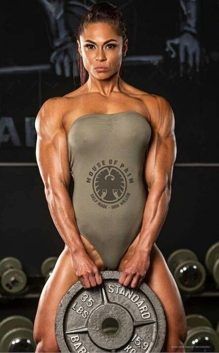 Pin On Muscles Thankfully there are more women strength training now than ever before. pin on muscles