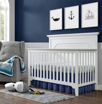 Baby Cribs In Pas Room Toddler Bed