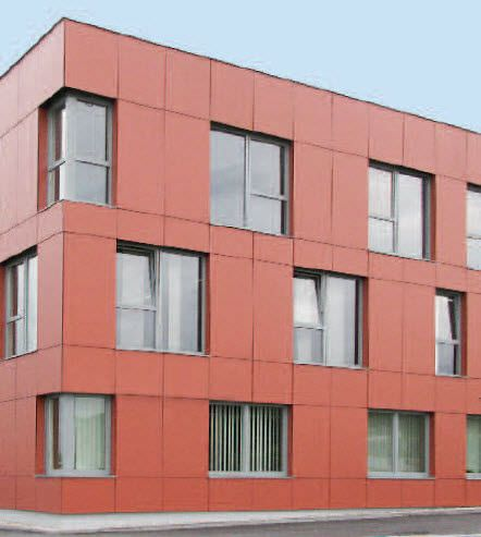 ARK Interior Exterior is provide all types of HPL Cladding