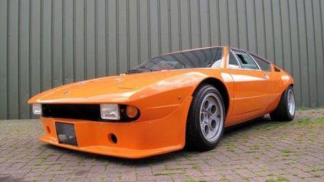 1974 Lamborghini Urraco Rally Bob Wallace Tribute Maintenance