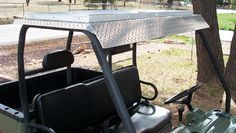 Idea S For A Homemade Roof Top Page 2 Polaris Ranger 900 Accessories Polaris Ranger Roof