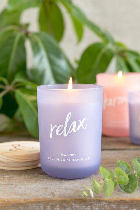 Dw Home Relax Candle With Images Relaxing Candles Candle
