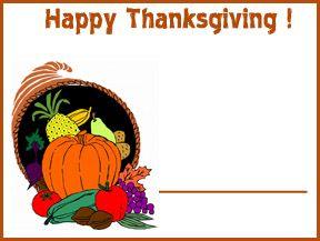 Blank thanksgiving cards kubreforic blank thanksgiving cards m4hsunfo