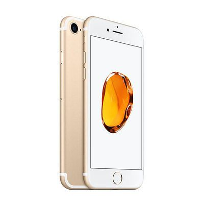 Apple Iphone 7 128gb Unlocked Smartphone Rose Gold A1660 For Sale Online Ebay
