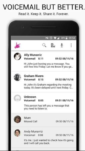 Download Hullomail Apk 5 2 0 For Android Award Winning Visual Voicemail Manage Your Voicemail Directly On Your Phone Call Forwarding Voicemail Android