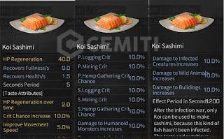 Guide Resep Makanan Game Lifeafter Cemiti Resep Makanan Makanan