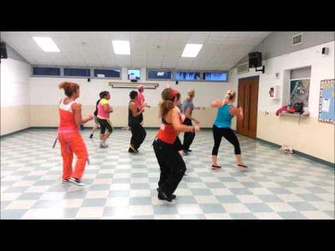 Happy By Pharrell Dance Fitness Youtube Dance Workout Zumba