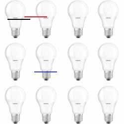 Rusticchristmas Die Led Lampe Osram Led Base Classic A 100 E27 14 Watt Ist Das Universelle Led Leuchtmittel Fur Haushalt Und Gewerbliche Anwendungen Sie E Em 2020