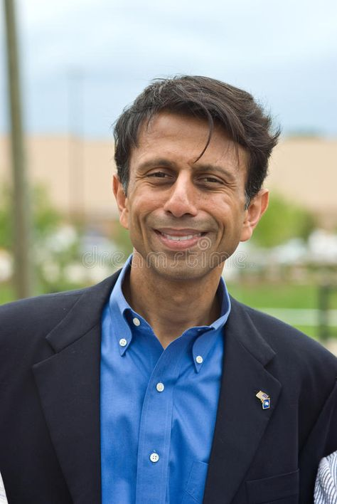 Louisiana Governor Bobby Jindal Editorial Photography - Image of states, governor: 25246552