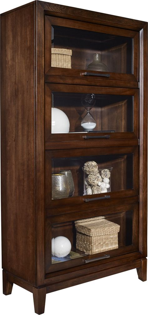 Studio 1904 Tall Lawyer Bookcase Sku 85231 616 With Images
