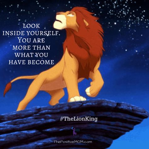 The Most Powerful Quotes and Life Lessons From The Lion King
