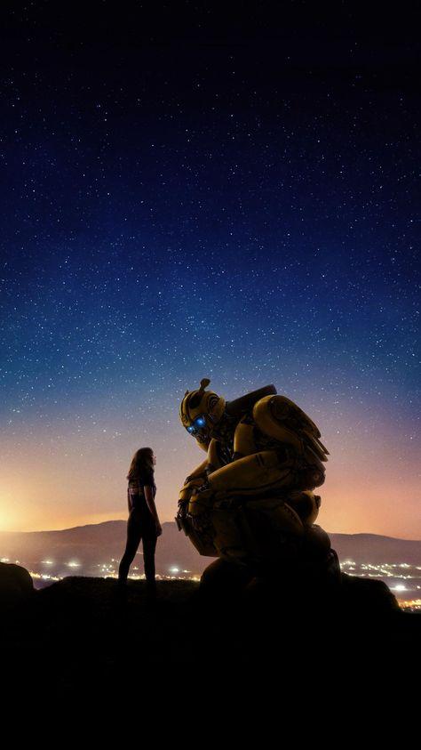 Bumblebee (2018) Phone Wallpaper   Moviemania