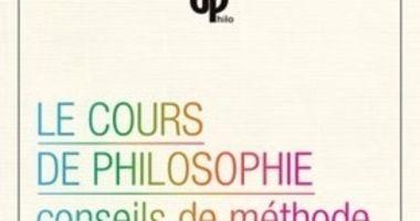 Denis La Balme Le Cours De Philosophie Conseils De Methode Cours De Philosophie Philosophie Terminale Philosophie