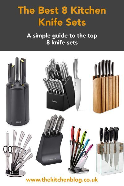 Which Knife Set Should You Buy Reviewed Top 8 In 2020 Knife Set Kitchen Best Kitchen Knives Knife Sets