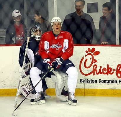 Semin and Holtby! @Jan Fehlis Morin // is Semin using Holts as a