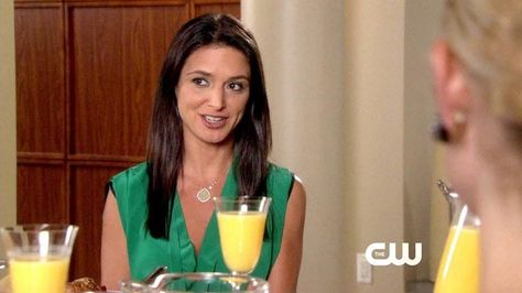 Andrea Gabriel acting as Amira Abbar in the TV series Gossip Girl...