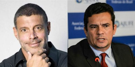 Sergio Moro interpretado por Alexandre Frota? Esse é o desejo de internautas