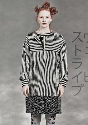 2018 Linen Japanese Inspired – Summer Blouse PuOiXZTk